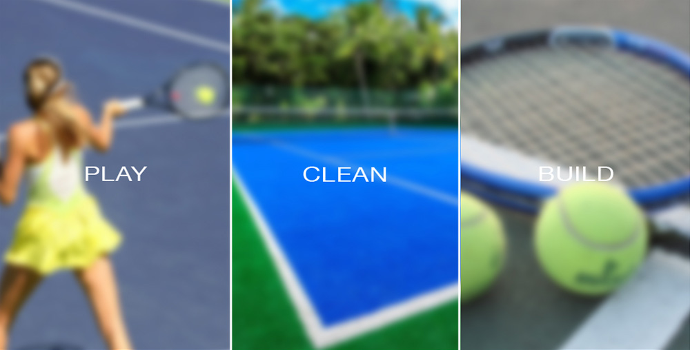 Tennis Court Service Installation & Replacement | Sportzing Court Care